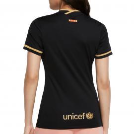 Camiseta Segunda Fc Barcelona Mujer 2020 2021 Stadium