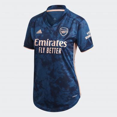 Camiseta Tercera Equipación Arsenal 20/21 Mujer