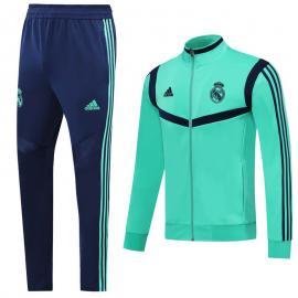 Sudadera de entrenamiento de la UCL del Real Madrid Verde