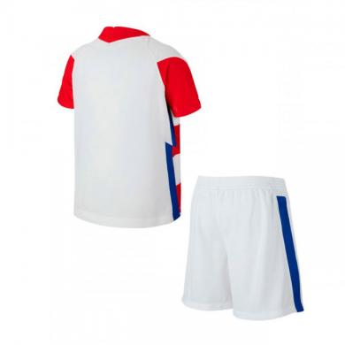 Camiseta Croacia Primera Equipación 2020-2021 Niño
