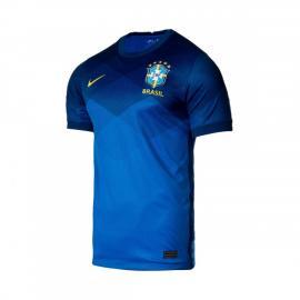 Camiseta Brasil Stadium Segunda Equipación 2020-2021
