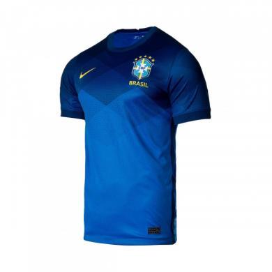 Camiseta Brasil Stadium Segunda Equipación 2020-2021 Niño