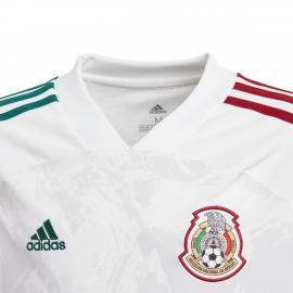 Camiseta Mexico Segunda Equipación 2020-2021 Niño