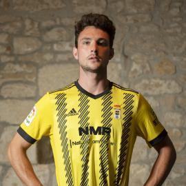Camiseta Real Oviedo 2ª Equipación 2020/21