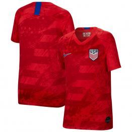 Camiseta EE UU 2ª Equipación 2019 Niño
