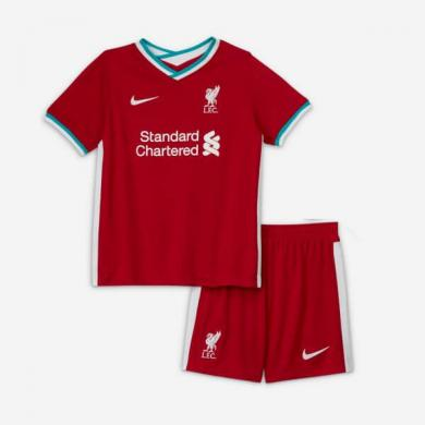 Camiseta Liverpool 1ª Equipación 2020/2021 Niño