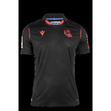 Camiseta Macron Real Sociedad Segunda Equipación 2020-2021 Niño
