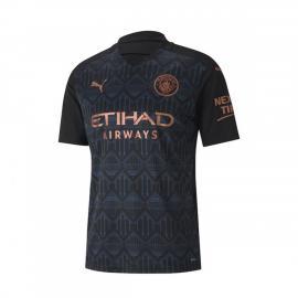 Camiseta Manchester City 2a Equipacion 2020/2021 NIÑO