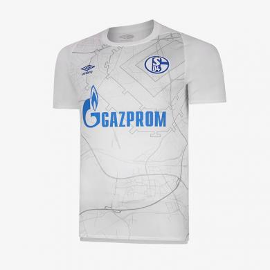 Camiseta Umbro FC Schalke 04 20/21 Segunda equipación