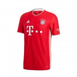Camiseta Bayern Múnich 1ª Equipación 2020/2021 Niño