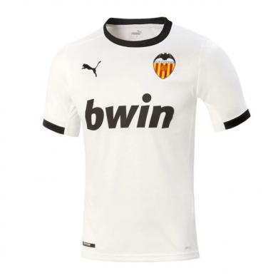 Camiseta Valencia 1ªEquipación 2020/21 Niño