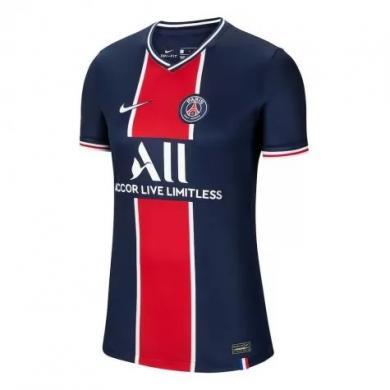 Camiseta 1a Equipación Paris Saint-Germain 2020-2021 Mujer