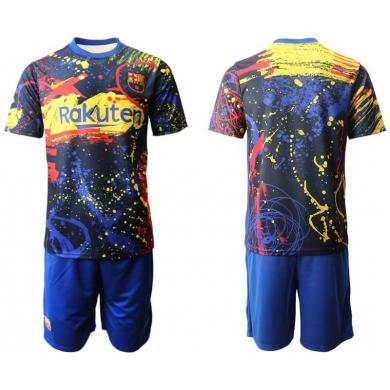 19/20 FC Barcelona Pre-Match Shirt – La Liga