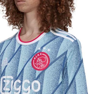 Camiseta A-j-a-x FC FC Segunda Equipación 2020-2021