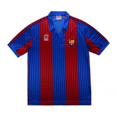 Camiseta Barcelona 1ª Equipación 1990-1991