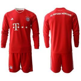 Camiseta Bayern Múnich 1ª Equipación 2020/2021 ML