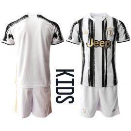 Camiseta Juventus 1ª Equipación 2020/2021 Niño