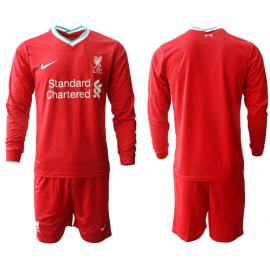 Camiseta Liverpool 1ª Equipación 2020/2021 MANGA LARGA