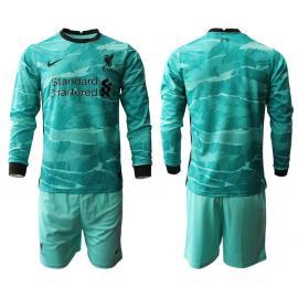 Camiseta Liverpool 2ª Equipación 2020/2021 MANGA LARGA