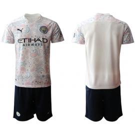 Camiseta Manchester City 2a Equipacion 2020/2021