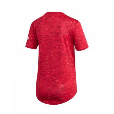 Camiseta Manchester United Fc Primera Equipación 2020-2021 Mujer
