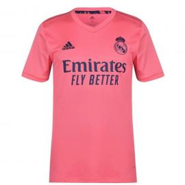 Maillots Real Madrid EXTÉRIEUR 2020/2021
