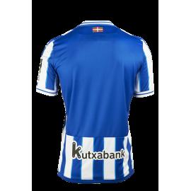 Camiseta Real Sociedad 1ª Equipación 2020/21