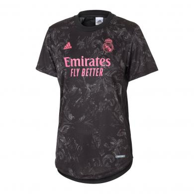 Camiseta Tercera Equipación Real Madrid 20/21 Mujer