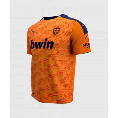 Camiseta Valencia 2ª Equipación 2020/21