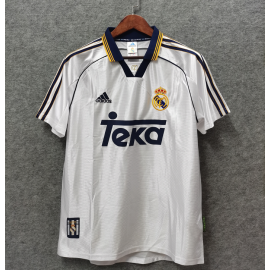 Camiseta Vintage Real Madrid 1998-1999