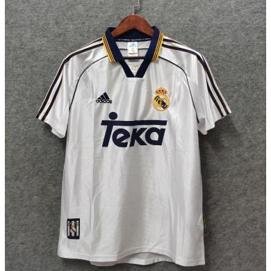 Camiseta Vintage Real Madrid 1998-1999