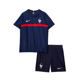 Primera Equipacion Camiseta Francia 2020/2021 Niño