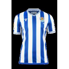 Camiseta Real Sociedad 1ª Equipación 2020/21 NIÑO