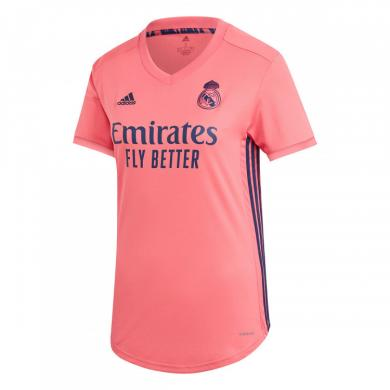 Camiseta Real Madrid 2ª Equipación 2020/2021 Mujer
