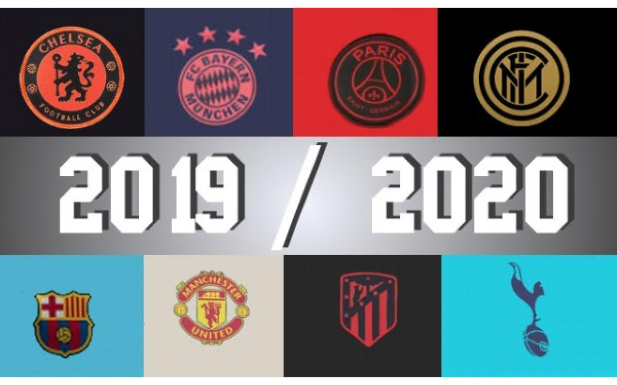 NEW 2019-21 FOOTBALL KITS: MAN UTD, REAL MADRID, BARCELONA & ALL THE TOP CLUBS' SHIRTS & JER