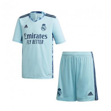 Conjunto Real Madrid Primera Equipación Portero 2020-2021 Niño
