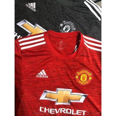 Camiseta Nueva De Manchester United 2020/2021