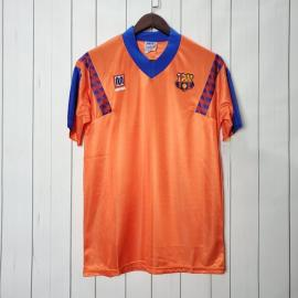Camiseta FC Barcelona 1991/92 - 2a equipación