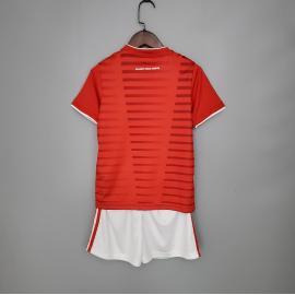 Camisas SC Internacional 1ª Equipación 2021/2022 Niño