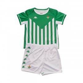 Camiseta 1ª Equipacion Real Betis 21/22 Niño