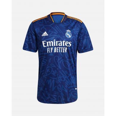 Camiseta 2ª Real Madrid 2021/2022
