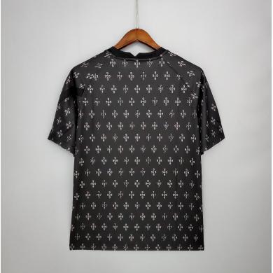 Camiseta 21/22 Psg Training Suit Negro