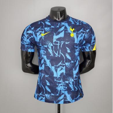 Camiseta 21/22 Tottenham Training Azul