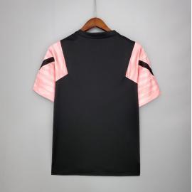 Camiseta 21/22 Traje De Entrenamiento Psg Polvo Negro