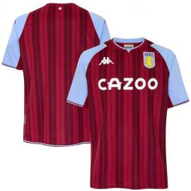 Camiseta Aston Villa Primera Equipación 21/22