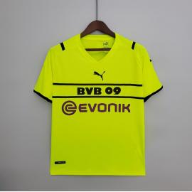 Camiseta Borussia Dortmund Tercera Equipación 21/22