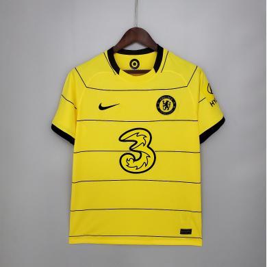 Camiseta Chelsea Fc Segunda Equipación 2021-2022
