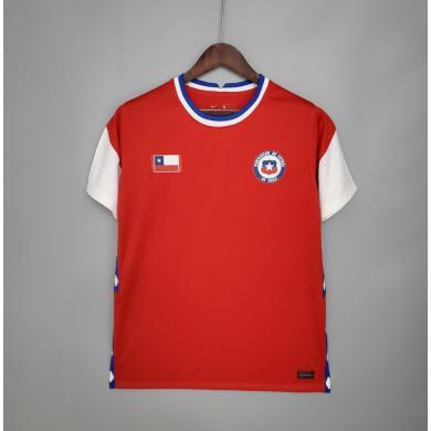 Camiseta De Chile Primera Equipación 2021