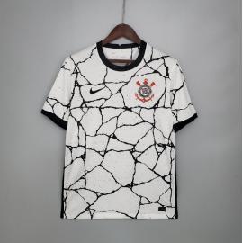 Camiseta De Fútbol Del Corinthians Primera Equipación 2021/2022