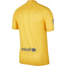 Camiseta De Manga Corta Del Estadio Del Barcelona